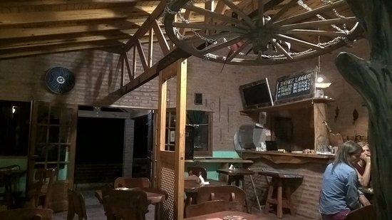 Villa Giardino, Argentina: Detalle del interior