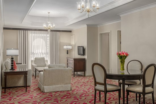 InterContinental Madinah-Dar Al Iman: Executive Suite