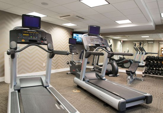 Maumee, OH : Fitness Center
