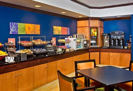Lake City, Floryda: Breakfast Area