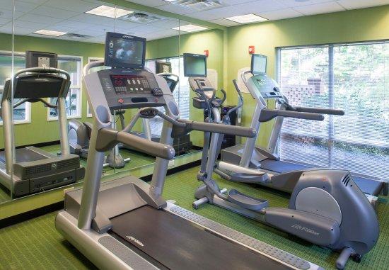 Cartersville, جورجيا: Fitness Center