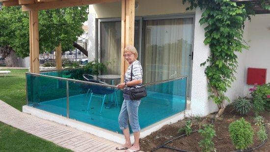 Lydia Maris Resort & Spa: Apartments 2 Raum
