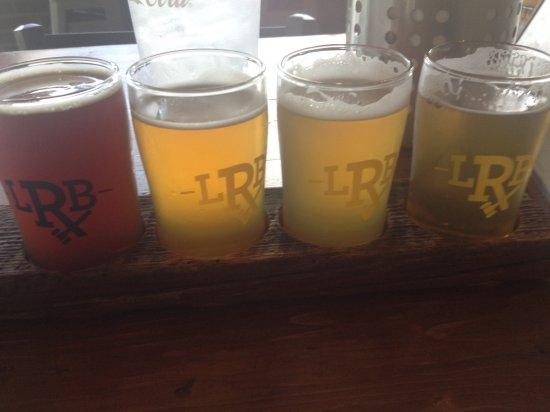 Rock Hill, Carolina del Sur: Beer Flight