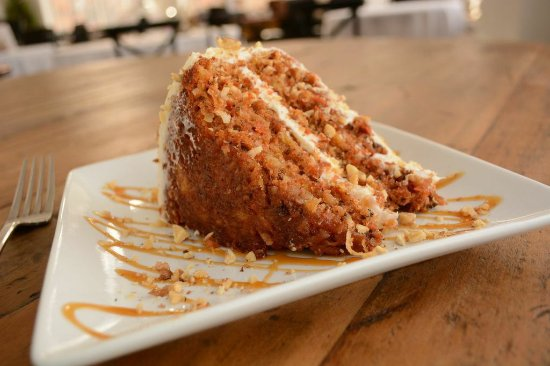 Ashland, OH: Bella's Signature Carrot Cake  - Out of This World!