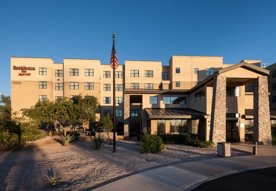 Residence Inn Phoenix North/Happy Valley: Exterior