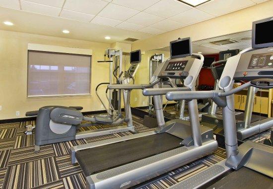 Farmingdale, Estado de Nueva York: Fitness Center