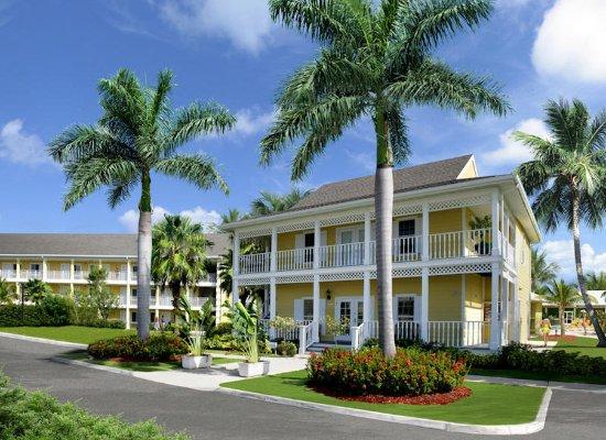 Sunshine Suites Resort: Exterior
