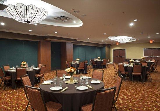 Orange Park, FL: Kingsley Ballroom    Banquet Setup