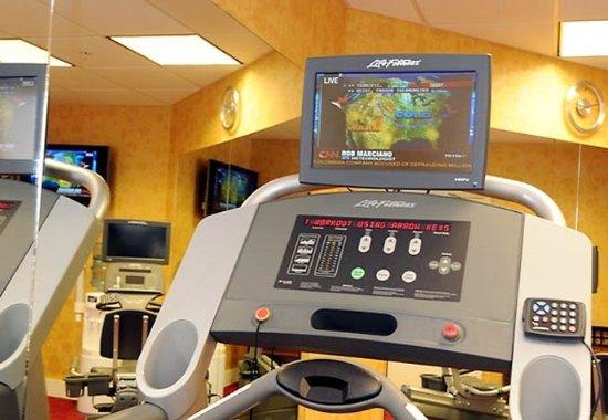 Dothan, Αλαμπάμα: Life Fitness Treadmill