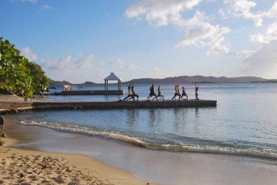 Benner, St. Thomas: Yoga Twice AMonth With Active Island VI