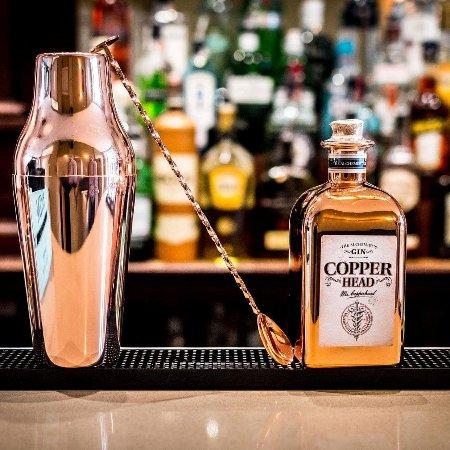 Jenever Gin Bar