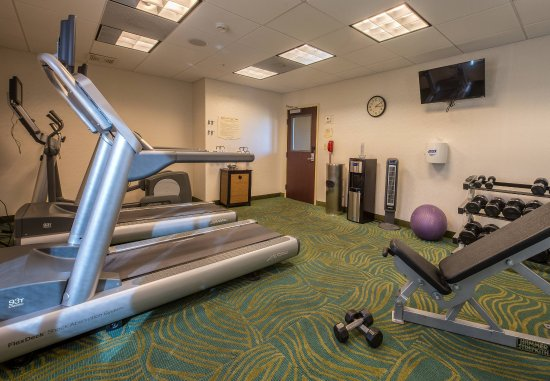 Ridgecrest, Californië: Fitness Center