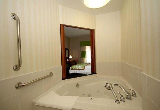 Wytheville, VA: King Spa Suite