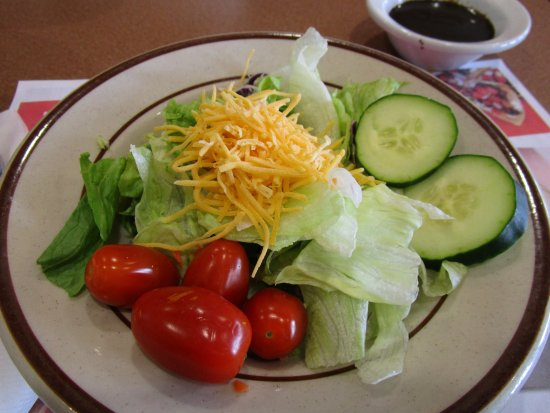 Lordsburg, NM: House Salad