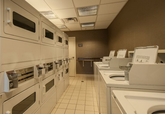 West Greenwich, โรดไอแลนด์: Guest Laundry Facilities