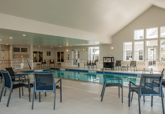 West Greenwich, โรดไอแลนด์: Indoor Pool