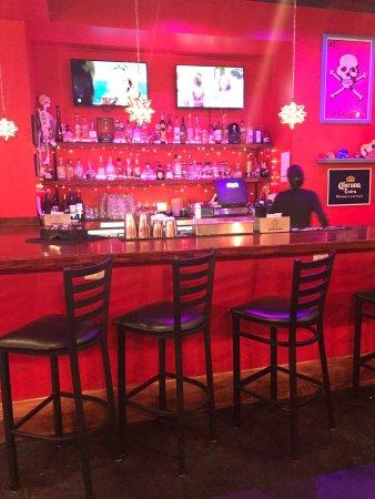 Carrboro, Caroline du Nord : Calavera Empanadas and Tequila Bar