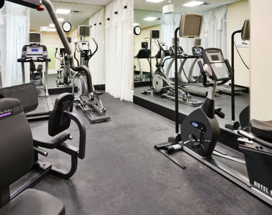 Bellmead, تكساس: Fitness Center