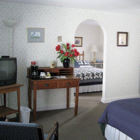Digby, Kanada: Standard triple room