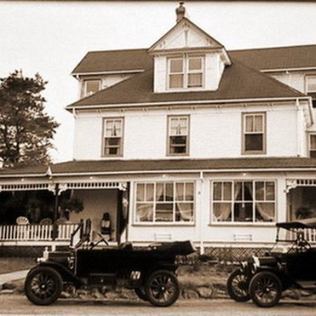 Digby, Canadá: Harbourview Inn has been in operation since 1899.