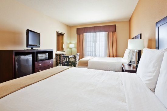 Holiday Inn Express Hotel & Suites Clovis: Double Bed Guest Room