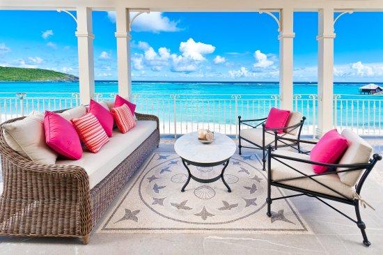 Canouan Estate Villas & Residences: Beachfront One Bedroom Penthouse