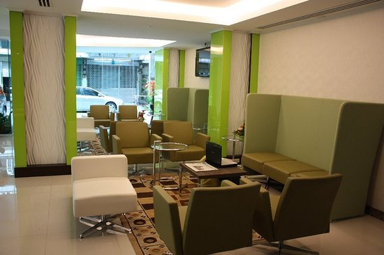 Citin Pratunam Hotel by Compass Hospitality: Lobby