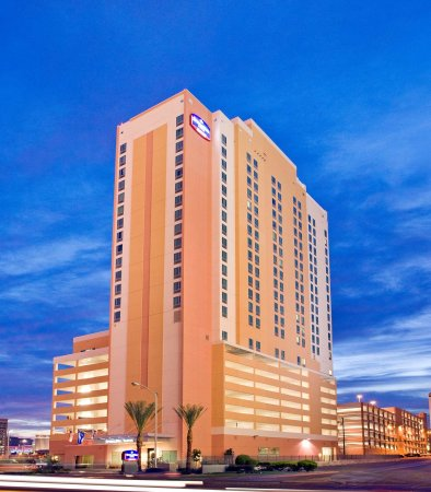 SpringHill Suites Las Vegas Convention Center: Exterior