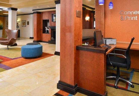 Kingsland, GA: Business Center