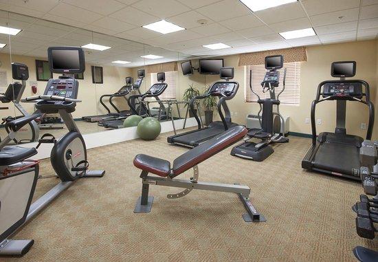 เอลเซนโตร, แคลิฟอร์เนีย: Fitness Center