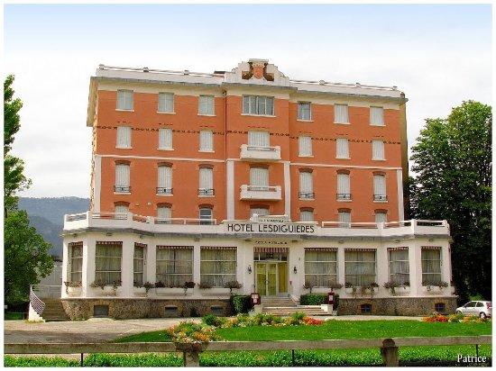 Hotel lesdiguieres grenoble france voir les tarifs for Hotels grenoble