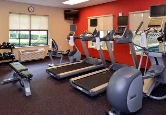 Roseville, Californien: Fitness Center