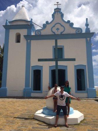 Santa Cruz Cabralia, BA: igreja, a quarta mais antiga do Brasil