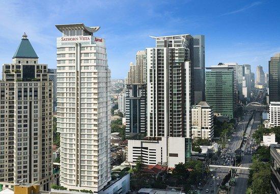 Sathorn Vista, Bangkok - Marriott Executive Apartments: Exterior