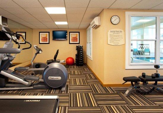 Auburn, Μέιν: Fitness Center