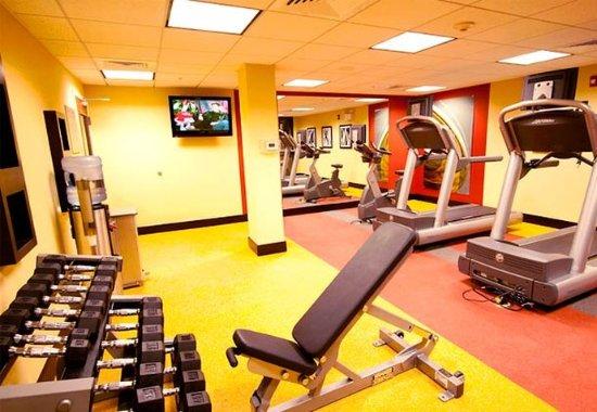 Hesperia, Καλιφόρνια: Fitness Center