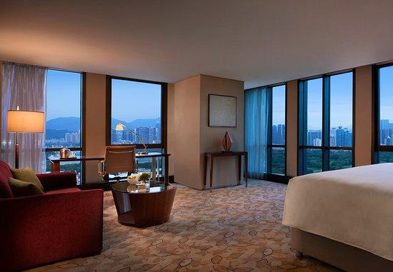 JW Marriott Hotel Shenzhen: Executive Premier Room