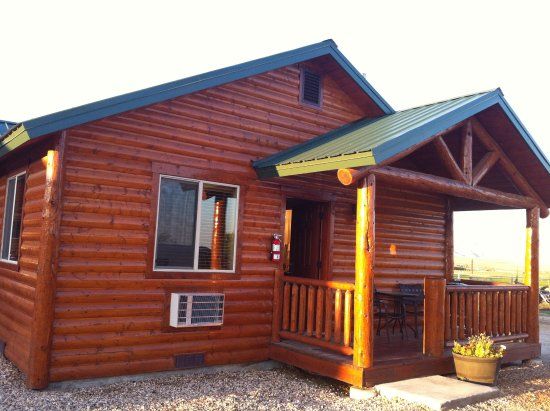 Bryce Canyon Country Cabins: the cabin
