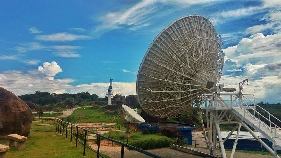 Museu Aberto de Astronomia