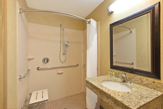 Richfield, UT: Convenient ADA Roll In Shower