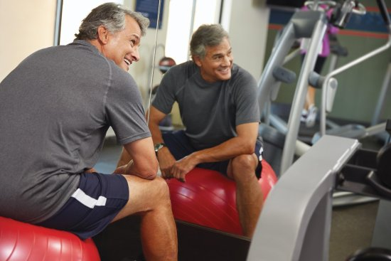 Ringgold, Georgien: Try the fitness room.