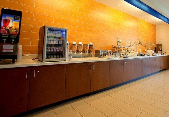Rosenberg, TX: Breakfast Bar