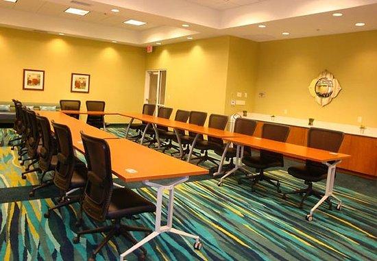 Rosenberg, TX: Longhorn Room - U Shape Set Up