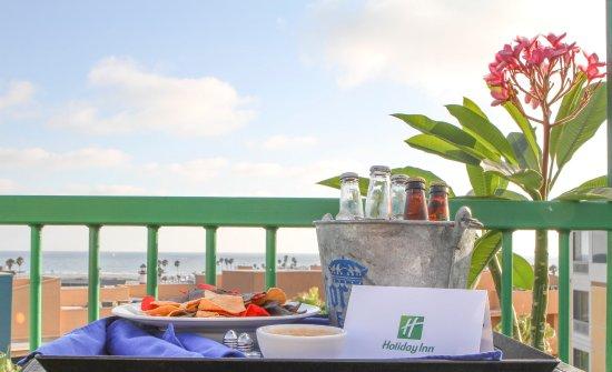 Holiday Inn Oceanside Camp Pendleton Area: Enjoy the Sunset on the Observation Deck