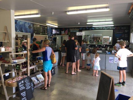 Whakatane, Selandia Baru: Retail shop