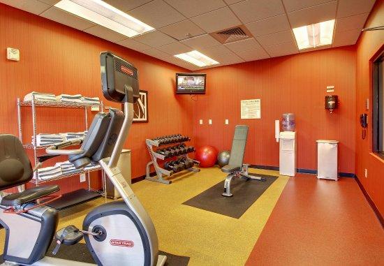 Statesville, Carolina del Norte: Fitness Center