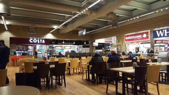 Heywood, UK: Birch Motorway Services