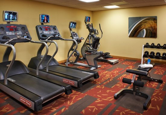 Courtyard Detroit Troy: Fitness Center