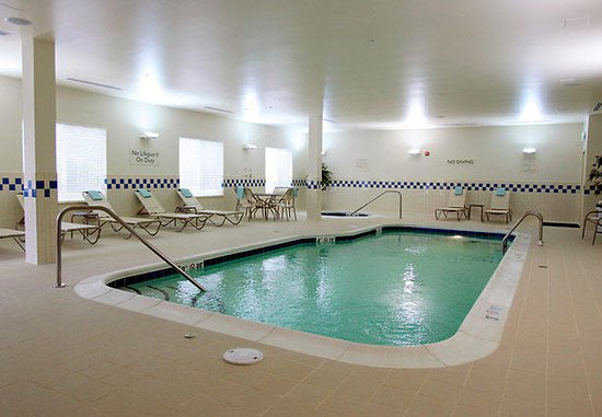 South Boston, Wirginia: Indoor Pool