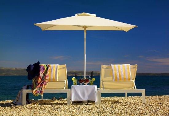 Radisson Blu Resort Split: Beach